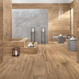 Atlas Concorde wood look tiles in promotion