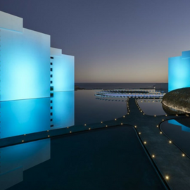 Mar Adentro Cabos – modern oasis in the sea