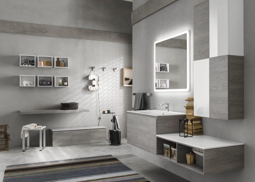 Inda Perfetto fürdőszobabútor