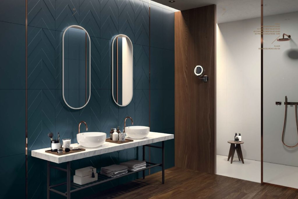 Baltex home marca corona 4d deep blue is the new trend for Home design 4d