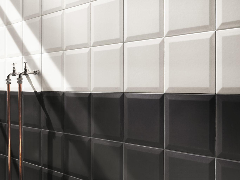 Lumina 20x20 fehér matt metrócsempe