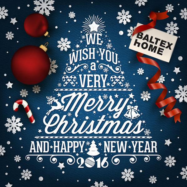 Baltex Home | Karácsonyi Üdvözlet
