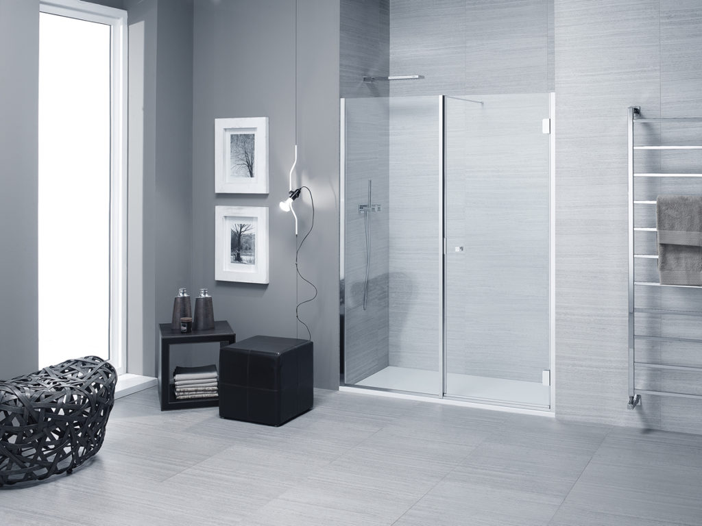 BALTEX HOME | CALIBE | Tailor made shower enclosure with special ...