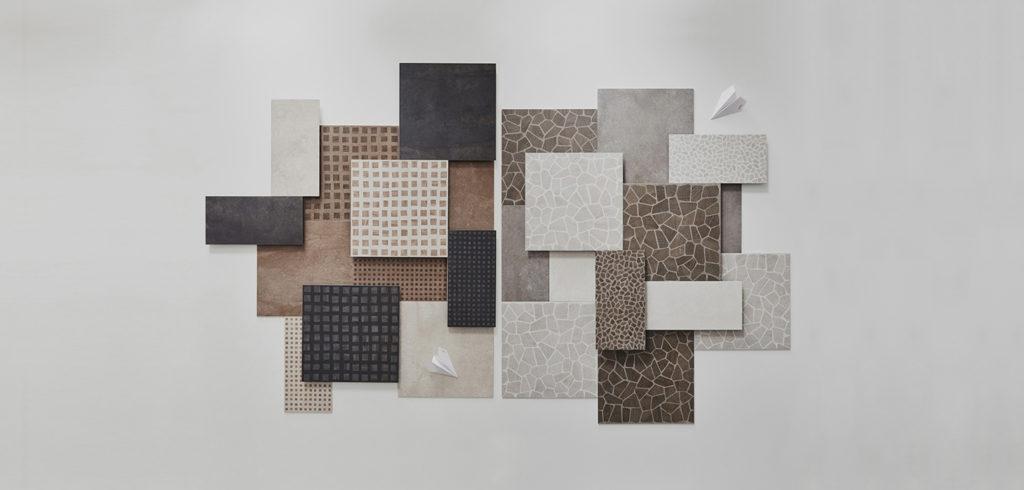 PIEMME | Bits and Pieces gresburkolat kollekció