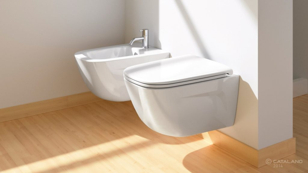 New Light WC és bidet