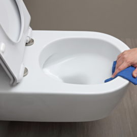 Innovatív WC öblítési technológia a Flaminiától – GoClean