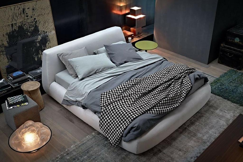 Poliform Big Bed ágy