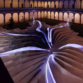 LEA Slimtech művészeti projetk Zaha Hadid tervezésében