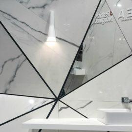 Re-design LEA Slimtech ultra vékony burkolattal