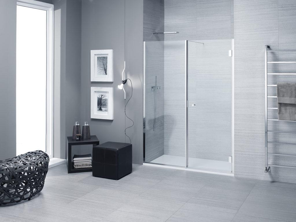CALIBE | Egyedi méretű zuhanyzok különleges megoldásokkal