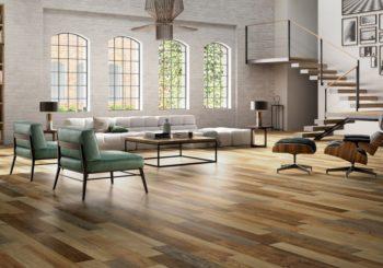 Marca Corona | Restyle Wood look porcelain tiles